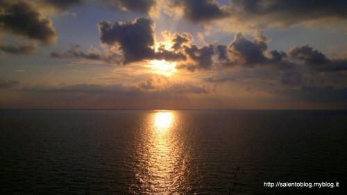 immagini dal salento alba e tramonto